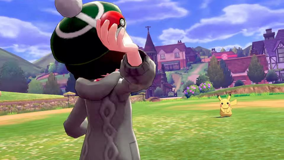 'Pokémon Sword' And 'Shield' Sales Reveal A Truth About Gamer Rage