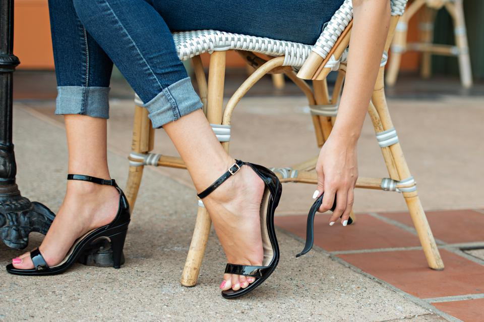Pashion's shoes: from heels to flats and back again
