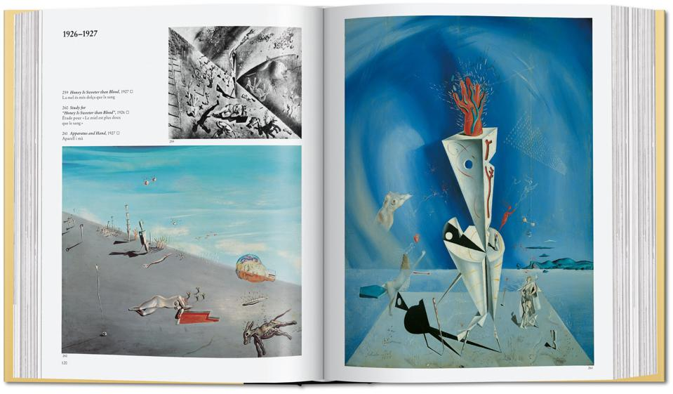 ″Dali: The Paintings″