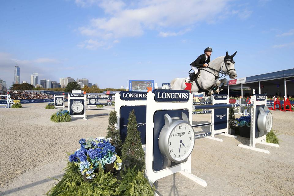 Longines Global Champions Tour in New York City, 2019