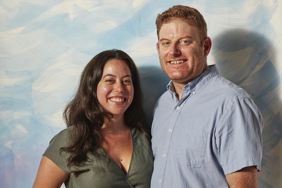 Rachel Rheingold and Michael Berick