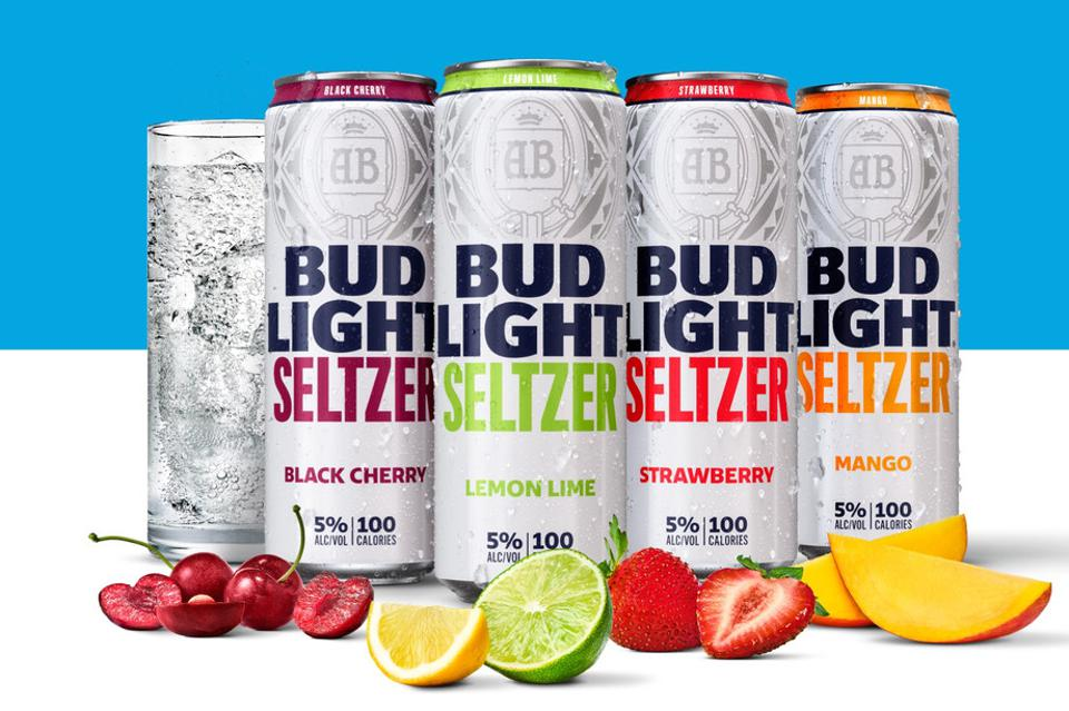 Bud Light Seltzer Waters Down The Beer