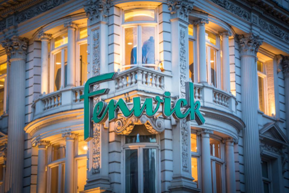 Fenwick are the latest to re-purpose unwanted space