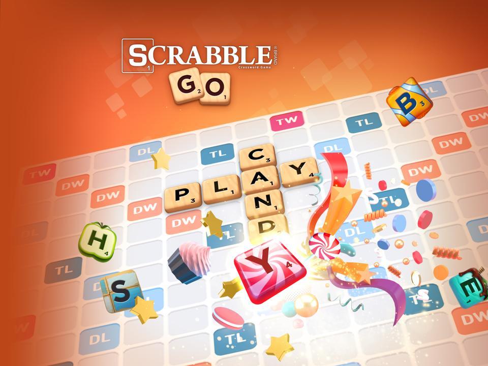 ″Scrabble Go″
