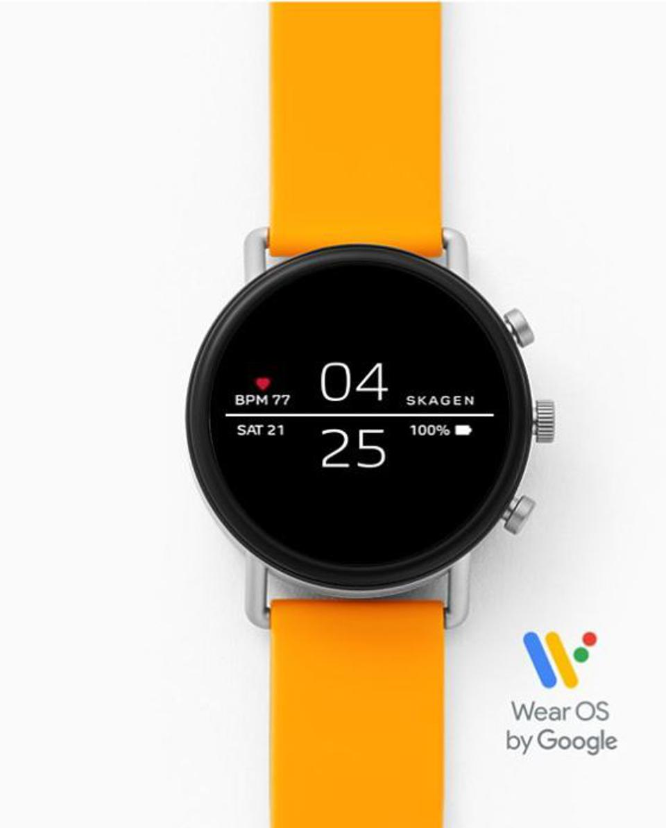 Google and Skagen would be a perfect collaboration.