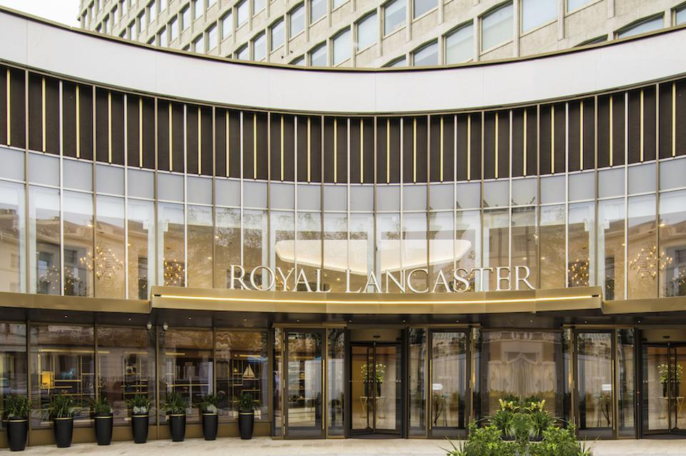 The Royal Lancaster Hotel
