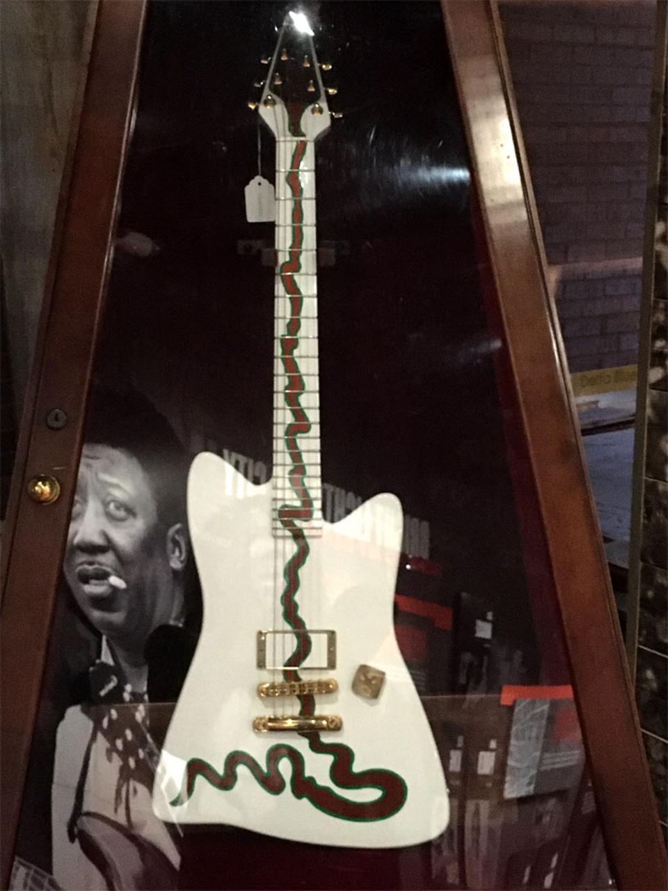Muddywood Guitar
