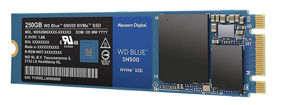 WD SN500 SSD