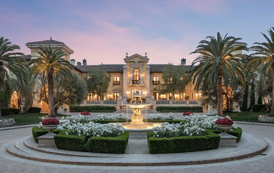 The $165 million property in Beverly Hills