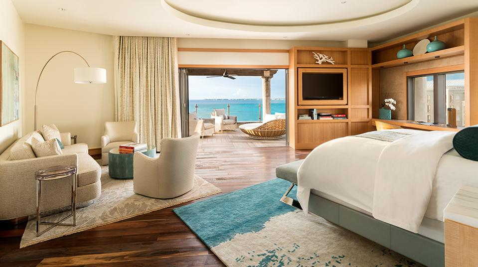 The Ritz-Carlton, Grand Cayman's Seven South Penthouse