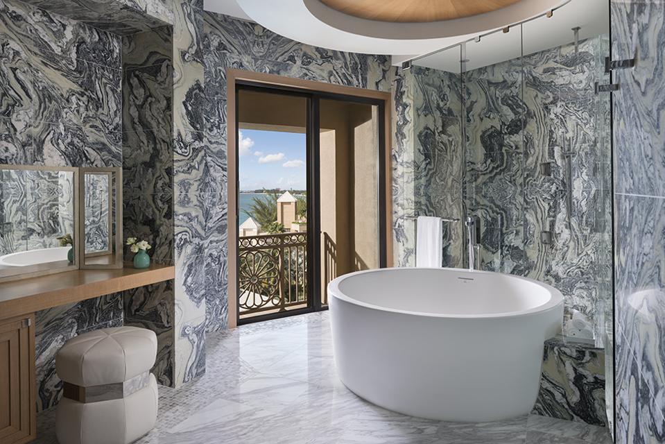 The Beautiful Bathroom