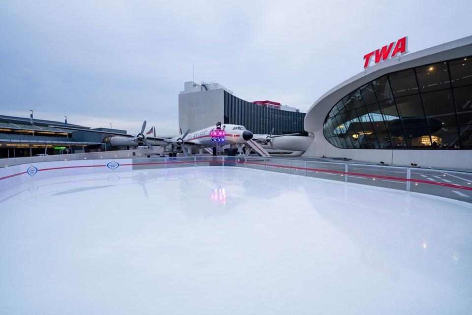TWA Hotel, JFK Airport