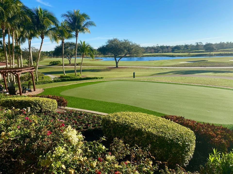 Ritz-Carlton Golf Resort, Naples, Florida