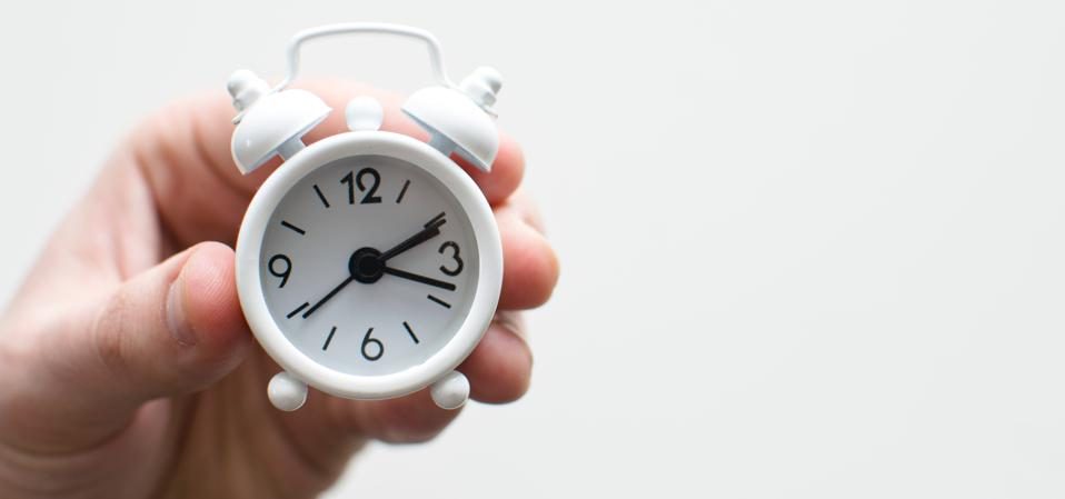 When is the right time to start a business? The clock is ticking.