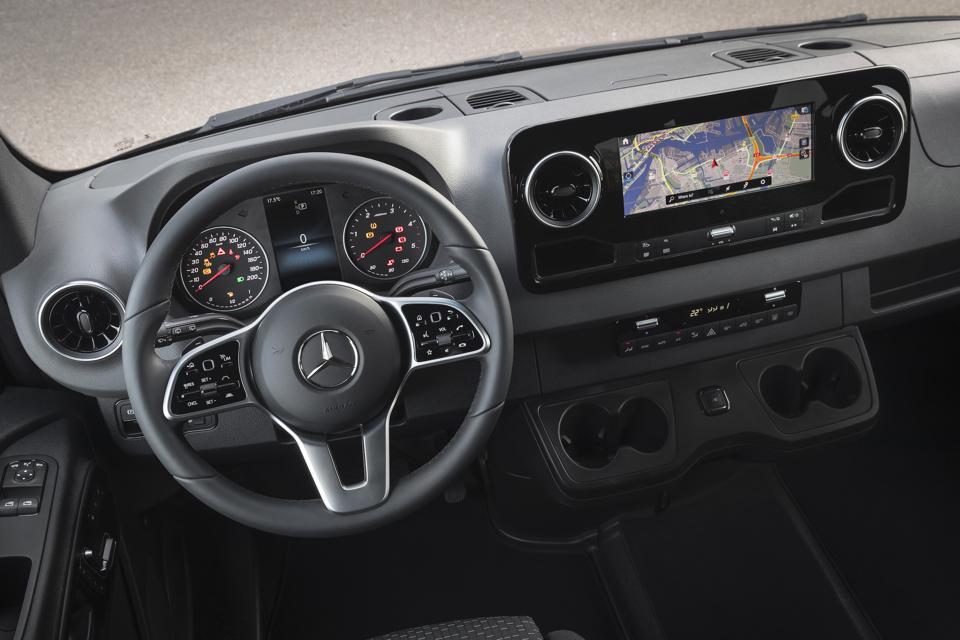2020 Mercedes-Benz Sprinter Crew Van