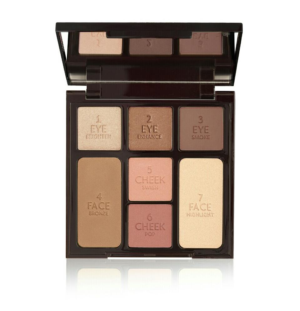 Charlotte Tilbury's Instant Look In A Palette in Stoned Rose Beauty
