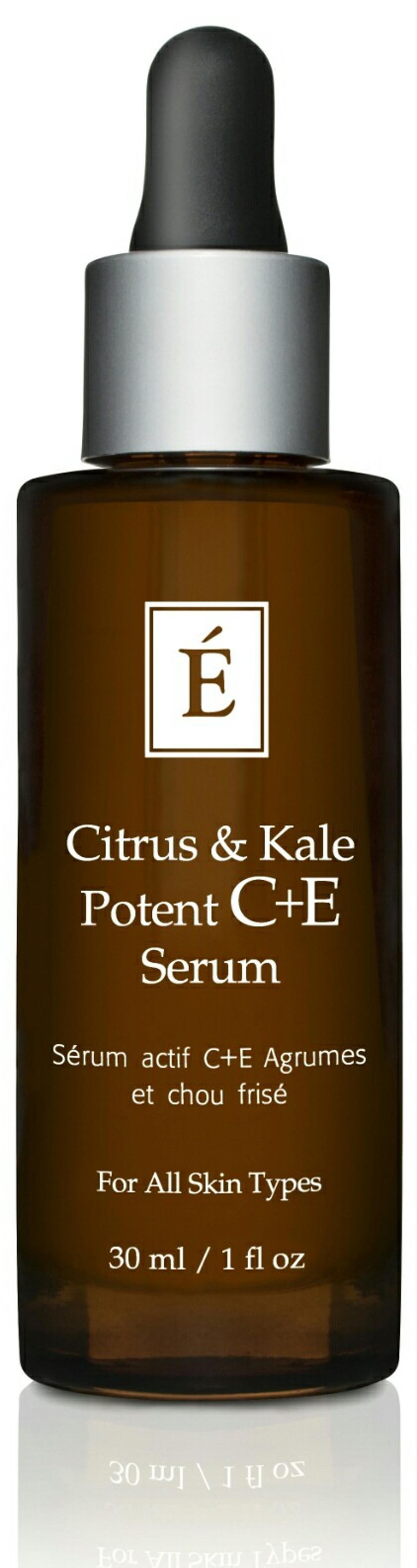 Eminence Organics' Citrus & Kale Potent C+E Serum