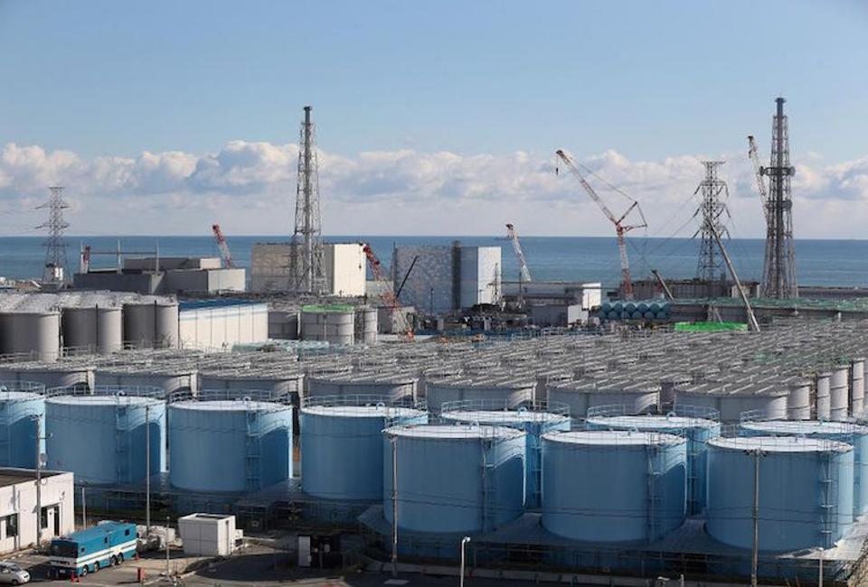 Japan's Expert Panel Agrees That Dumping Radioactive Water Into The Ocean Is Best