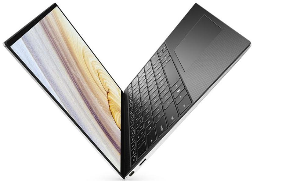 2020 Dell XPS 13 9300. Dell has boosted the display size, added more pixels, and shrunk the bezels.