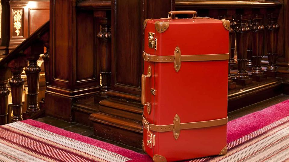 Globe-Trotter was the luggage of choice for Sir Winston Churchill and Sir Edmund Hilary.