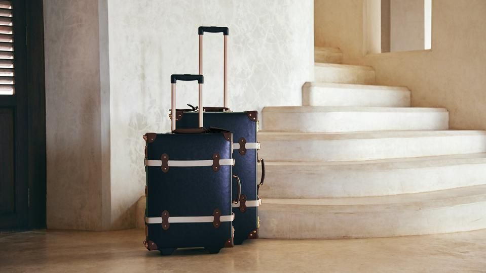 In today's hectic world of modern air travel, the vintage designer appeal of Steamline Luggage is easy to understand.