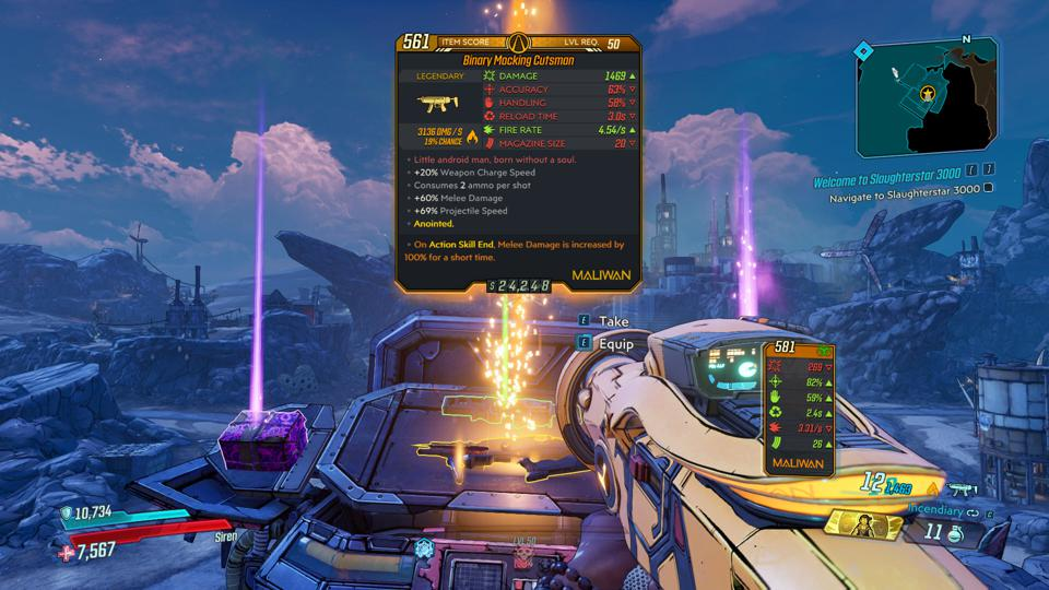 Here's An Easy 'Borderlands 3' Infinite Red Chest Farm For Its New Event (Likely Patched Soon)