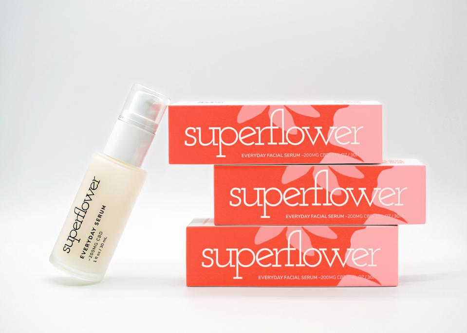 Superflower The Everyda Serum Carton