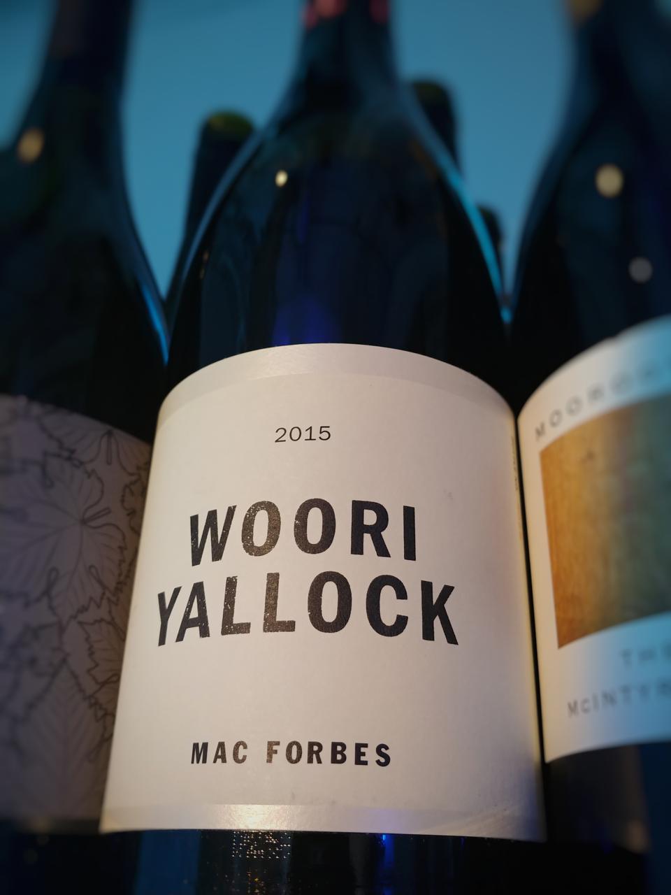 2015 Mac Forbes 'Woori Yallock' Пино Нуар, Долина Ярра