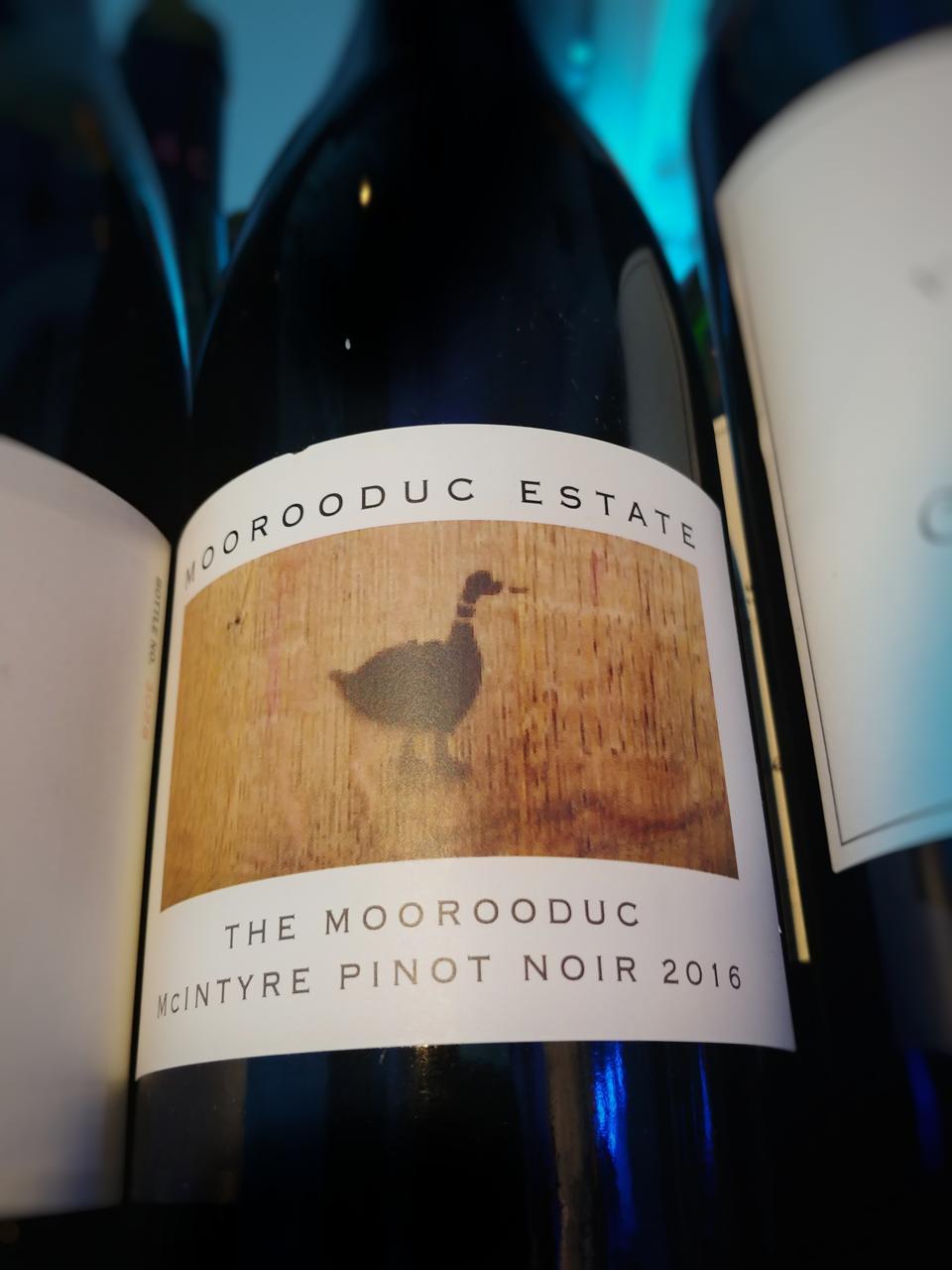 2016 Moorooduc Estate 'Макинтайр Виноградник' Пино Нуар, полуостров Морнингтон
