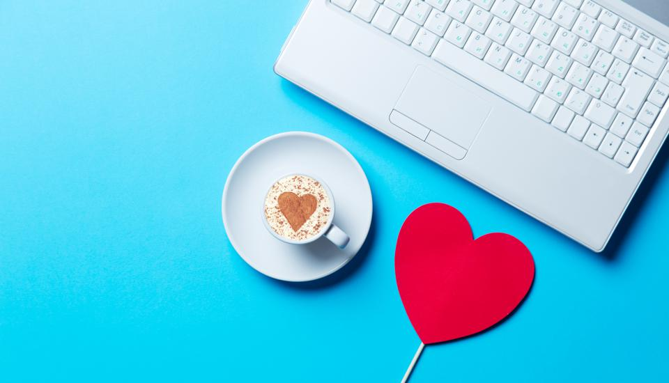 How To Be Your Own Work Valentine