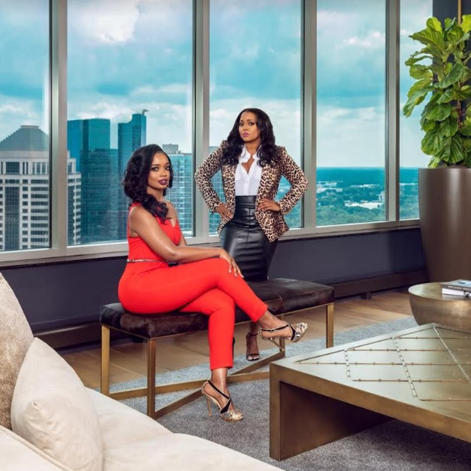 Fearless Fund Founders, Arian Simone and Keshia Knight Pulliam