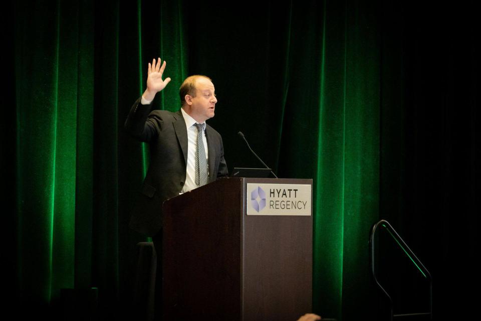 Cannabis Sustainability Symposium, Governor Jared Polis, Cannabis Certification Council