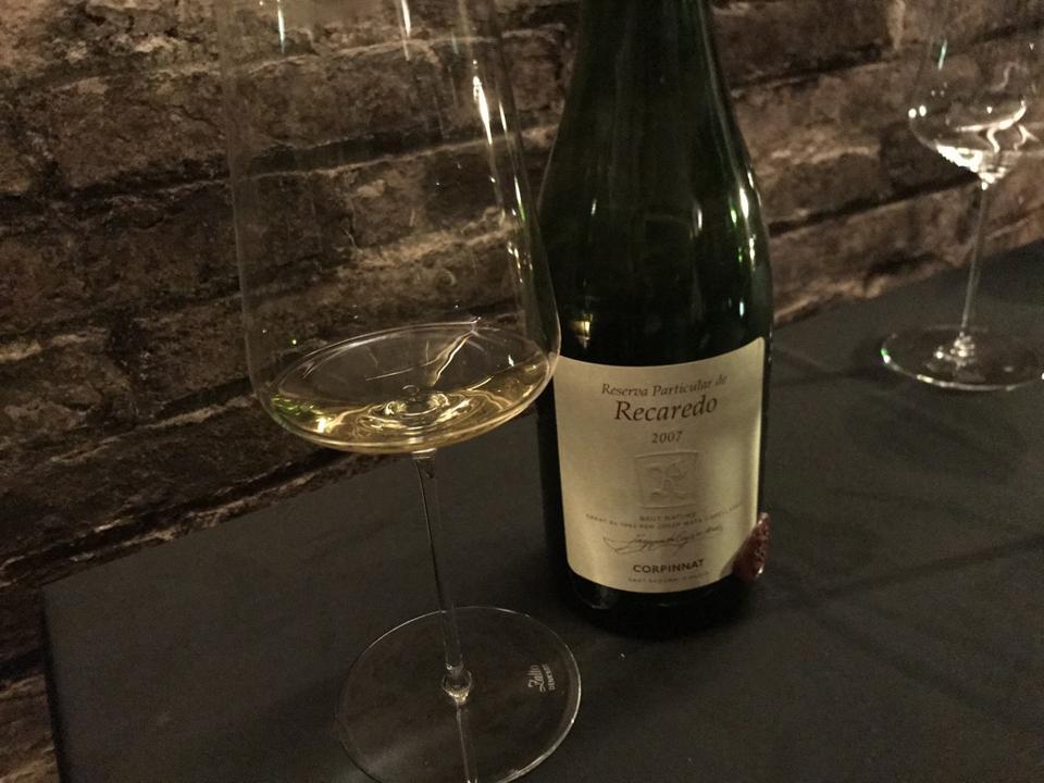 Recaredo sparkling wine
