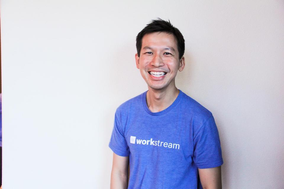 Workstream cofounder.