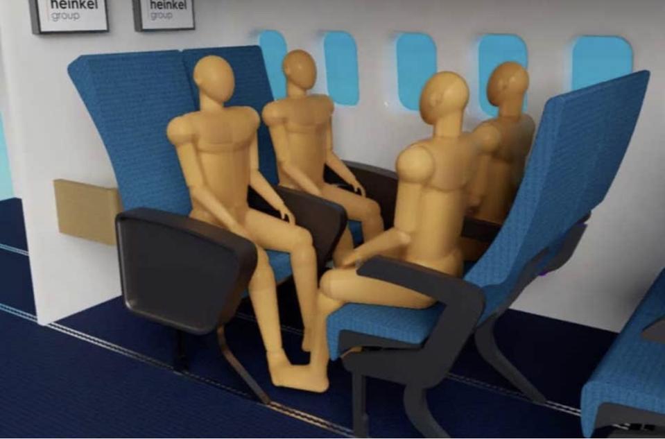 worst seats on a plane