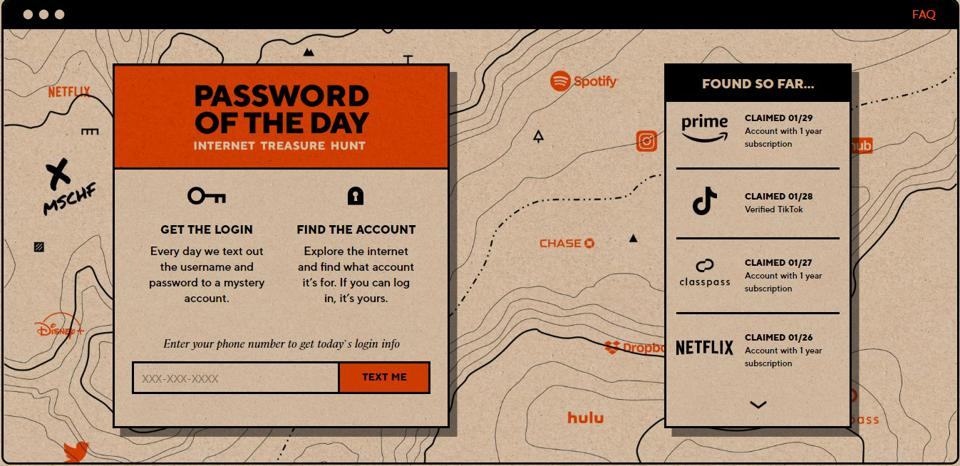 How To Get Free Netflix, Spotify And More With Password Of The Day