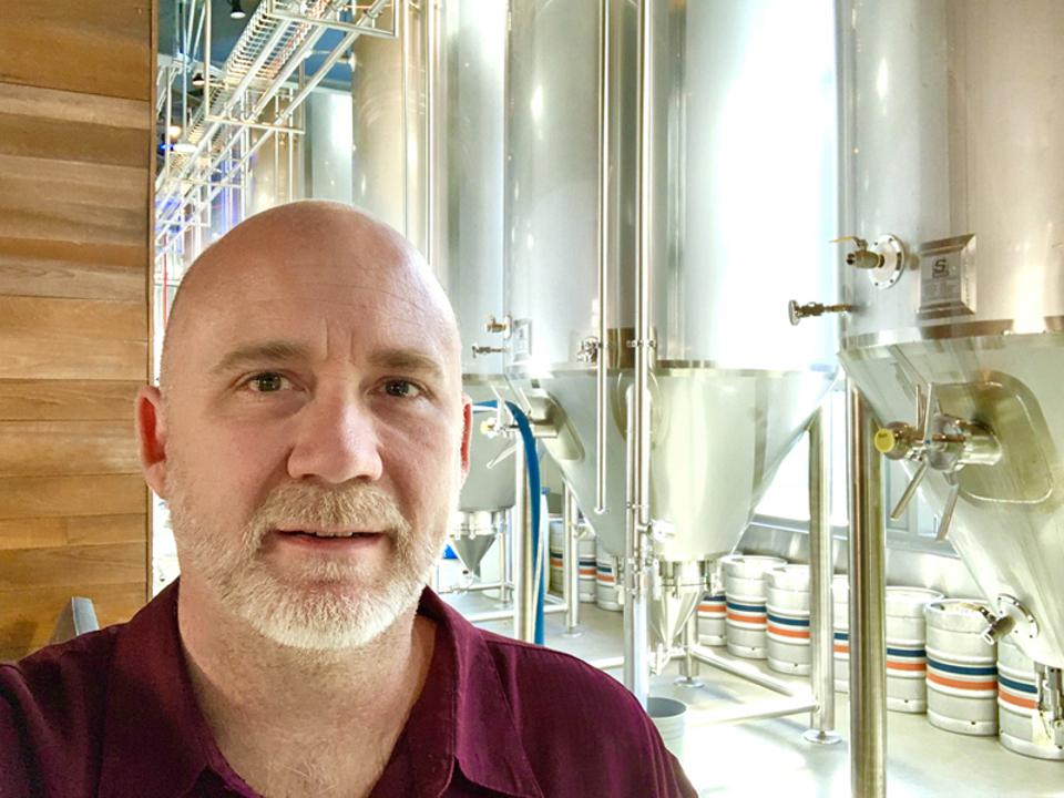 Beer writer and author Brian Brown visits one of his favorite haunts, Legacy Hall, home of Unlawful Assembly Brewing Company and many restaurants and bars in Plano, Texas.