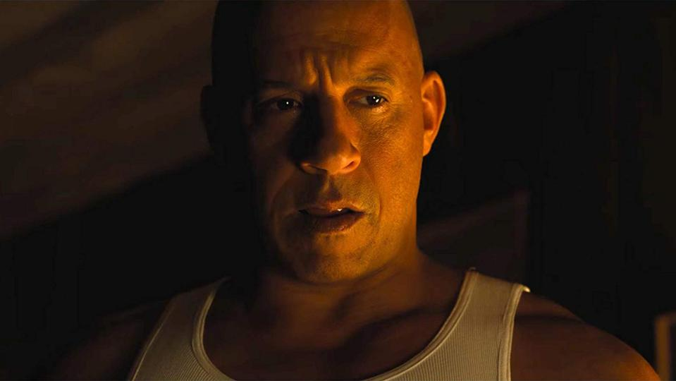 Vin Diesel in 'F9 The Fast Saga'