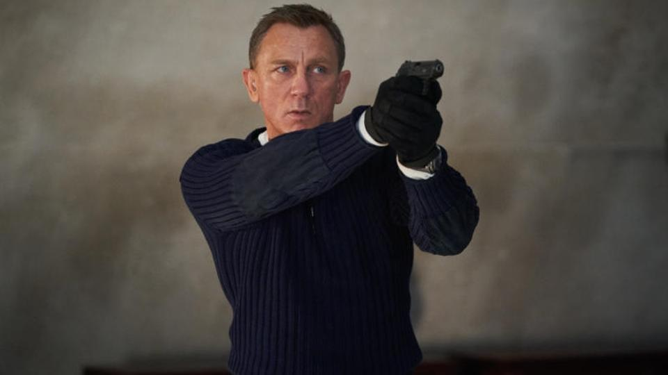 Daniel Craig is James Bond in 'No Time to Die'