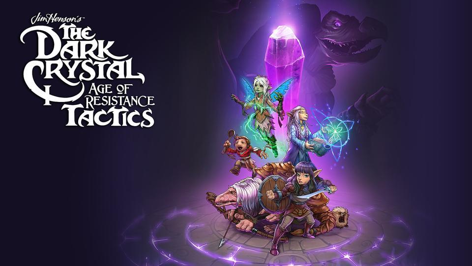 Dark Crystal Video Game