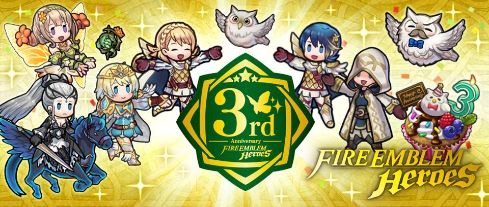 ″Fire Emblem Heroes″