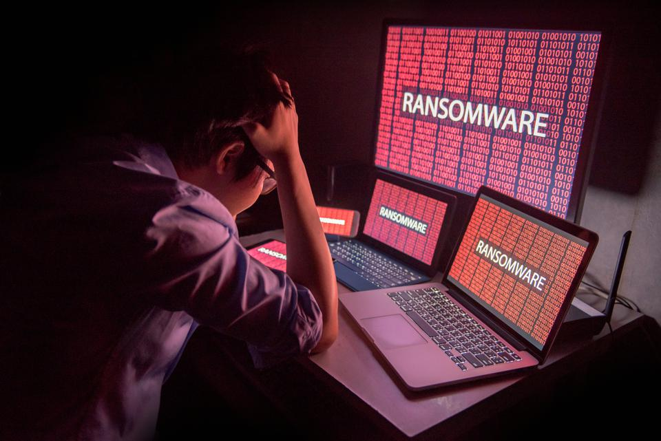 Ransomware Holding Too Many Hostage