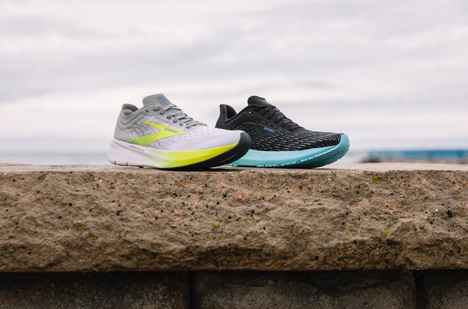 New Brooks Marathon Shoe Hyperion Elite