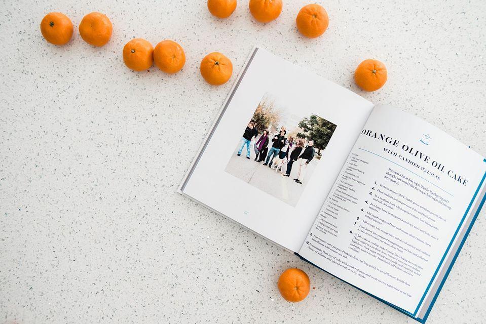 Honey & Hive's cookbooks are totally customizable