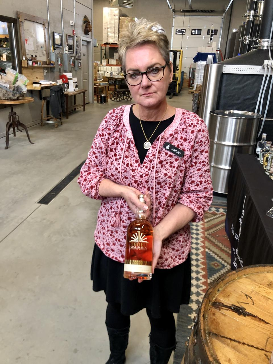 New World Distillery in Eden Utah makes award-winning spirits using organic agave