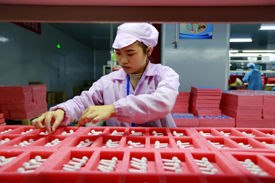 CHINA SICHUAN PHONE AND EARPHONES PRODUCTION