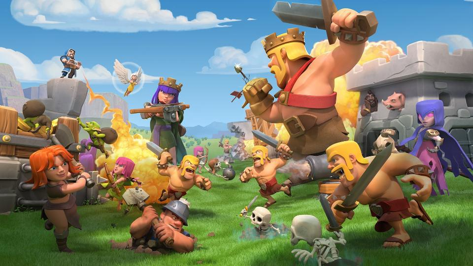 Supercell Invests $1.1 Million Into Ex-DICE Staffers' Mobile Studio Wild Games