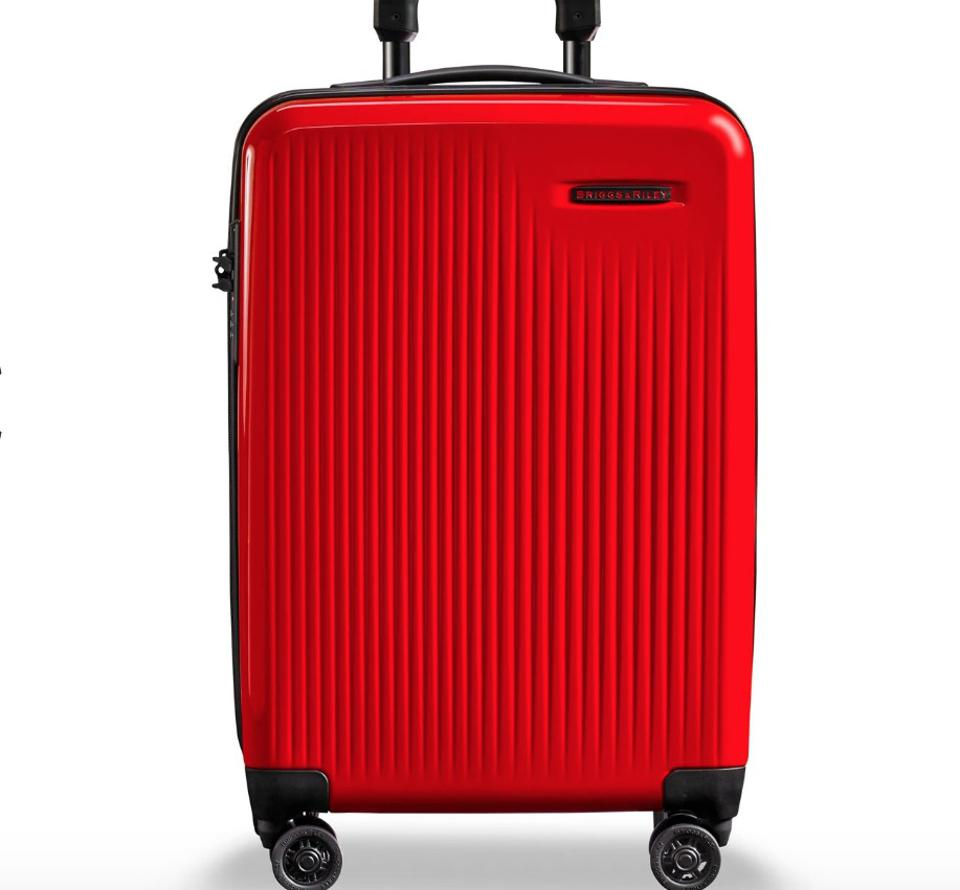 Sympatico Domestic Carry-On Expandable Spinner from Briggs & Riley