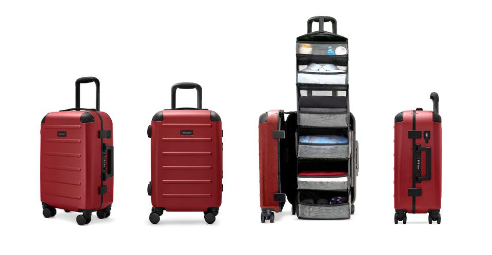The Carry-On Closet 2.0 from Solgaard