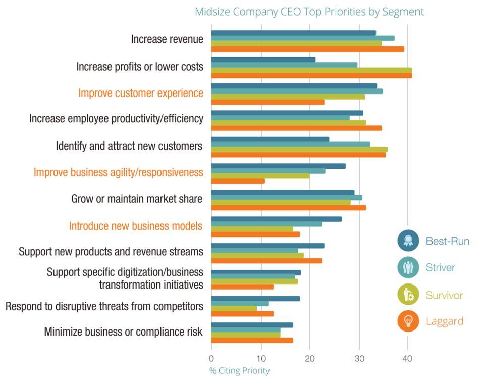 SAP midsize business